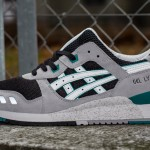 Asics Gel Lyte 3 Grey-Teal