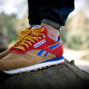 Snipes x Reebok Classic Leather 'Campout'