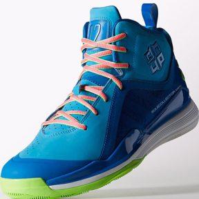 Adidas Dwight Howard 5 — Blue-Green