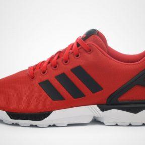 "Adidas ZX Flux ""Poppy Red"""