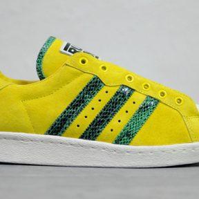 "adidas Originals Ultrastar 80s ""RUN DMC"" – Κίτρινα"