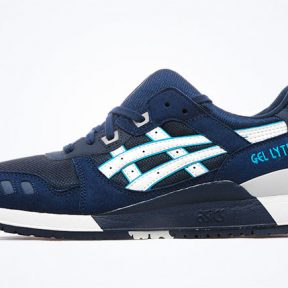 Asics Gel Lyte 3 Navy – Light Blue