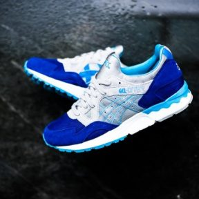 Asics Gel Lyte 5 Dark Blue – Light Grey