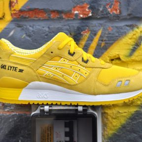 "Asics Gel Lyte 3 CMYK ""Yellow"""