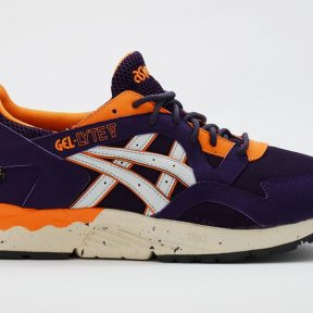 Asics Gel Lyte 5 Gore-Tex – Purple / Orange