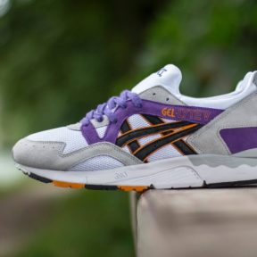Asics Gel Lyte 5 – Grey / Purple