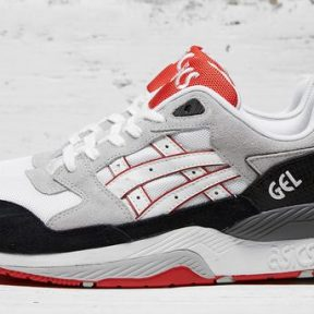 Asics GT Quick – Black / Grey / Red