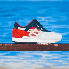 "Concepts x Asics Gel Lyte 3 ""Boston Tea Party"""
