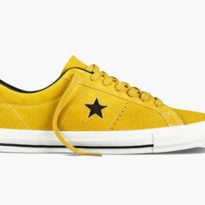 Converse Cons One Star Pro Vintage Suede