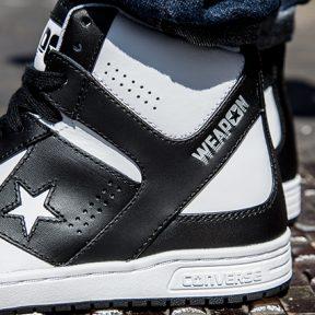 Converse CONS Weapon Black-White