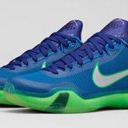 "Nike Kobe 10 ""Emerald City"""